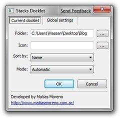Stacks Docklet
