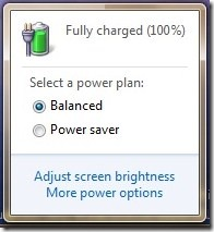 How to get the most out of your notebook battery in Windows 7