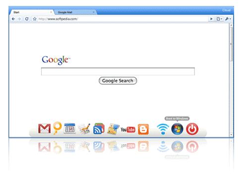 Google Chrome OS Operating System for Netbooks