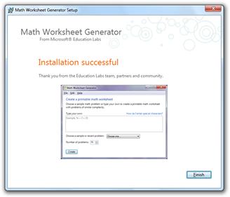 Math Worksheet Generator Setup (4)