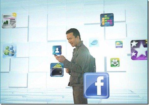 Demo video of Microsoft OneApp