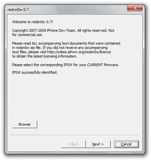 How to jailbreak your iPod Touch with OS 3.0