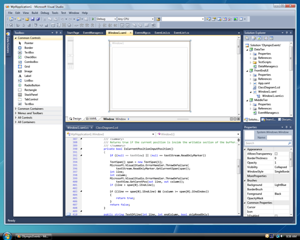 Microsoft sets 22nd March as the release date for Visual Studio 2010