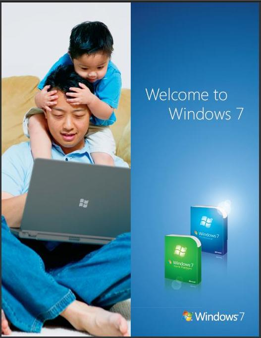 Microsoft releases Windows 7 Product Guide