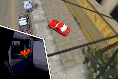 Grand Theft Auto: Chinatown Wars is now available for iPhone and iPod Touch!