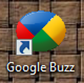 Google Buzz app on Desktop!