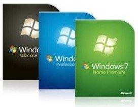Windows 7 SKUs
