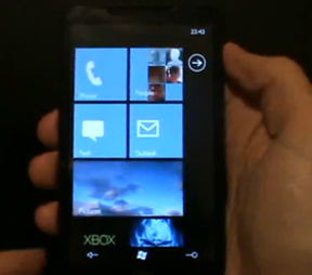 Windows Phone 7 Series Theme