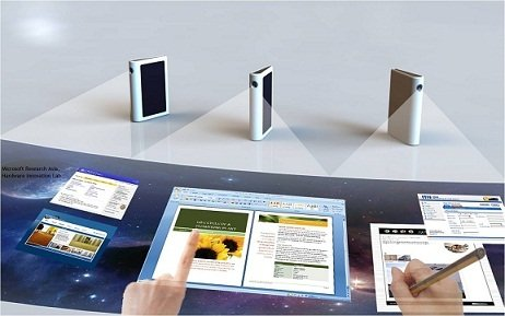 mobile surface