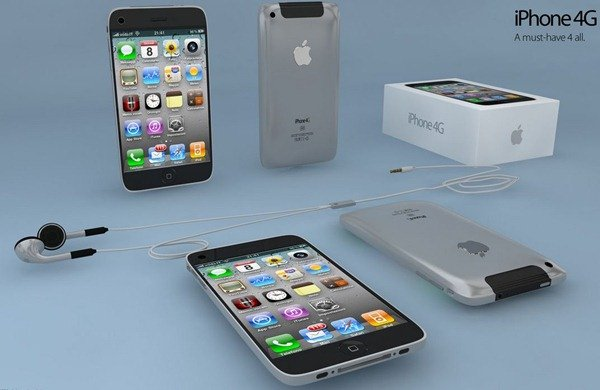 iPhone HD or 4G