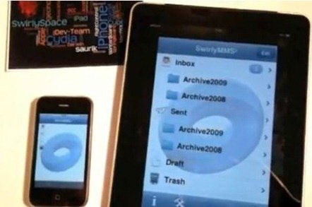 Send MMS using iPad natively via carrier using SwirlyMMS