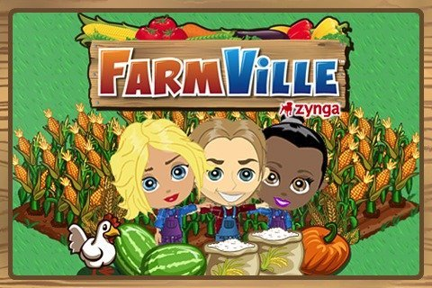 Farmville for iPhone 1