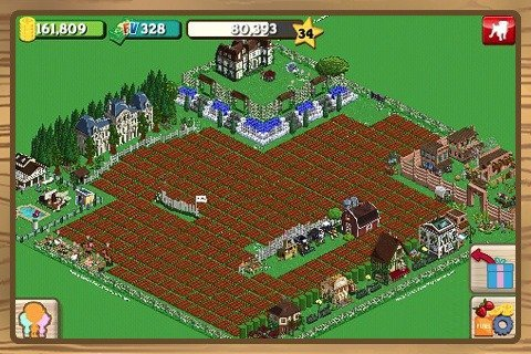 Farmville for iPhone 2