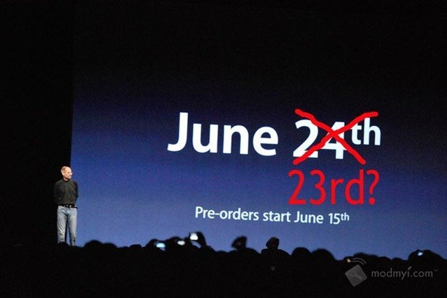 iphone 4 shippinh on 23rd june