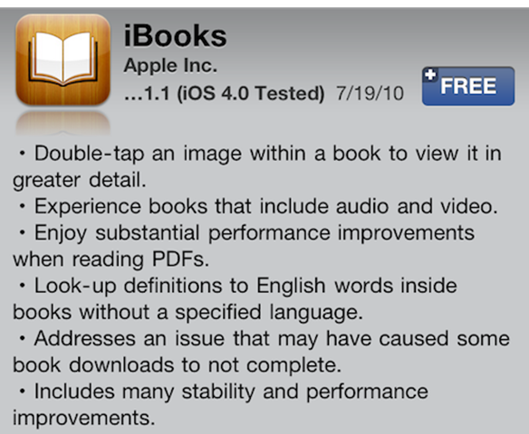 iBooks thumb