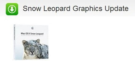 Snow Leopard Graphics Update for 10.6.4