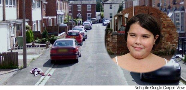 google-street-view-prank-dead-girl