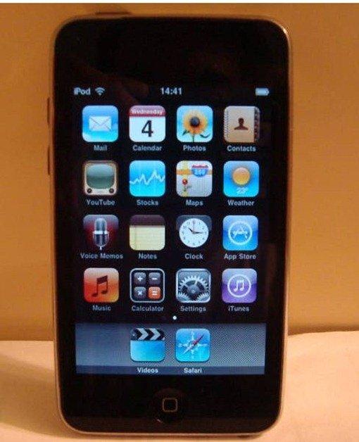 iPod touc