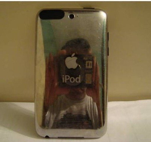 iPod touch with retina display