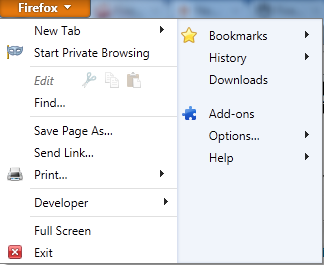 FireFox beta 4