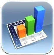 Numbers 1.2 for iPad