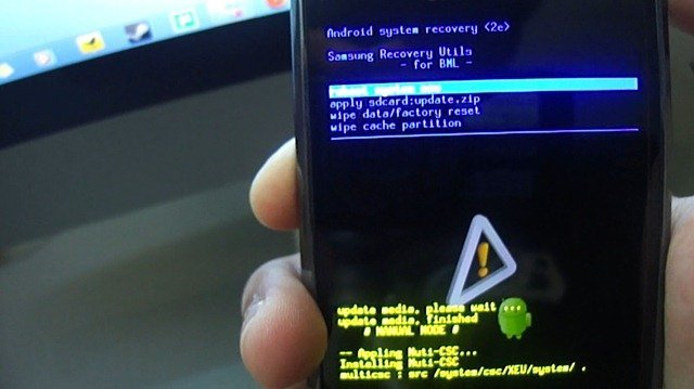 Samsung Galaxy S root