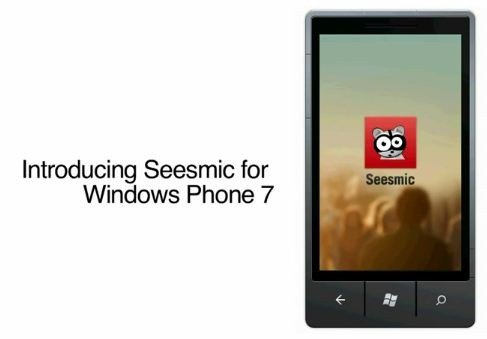 Seesmic twitter app for windows phone 7