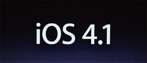 iOS 4.1 jailbreak and unlock