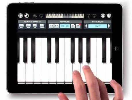 iPad is Musical Ad by Apple