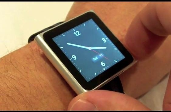 iPod nano as a watch review