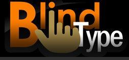 Google BlindType