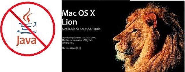 MAs OS x Lion