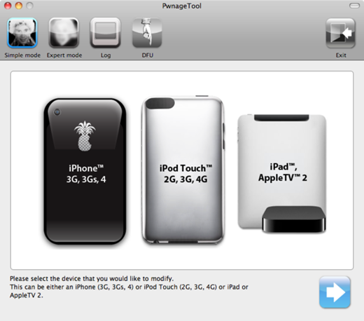 Download PwnageTool 4.1 To Jailbreak Apple TV, iPhone, iPad, & iPod touch