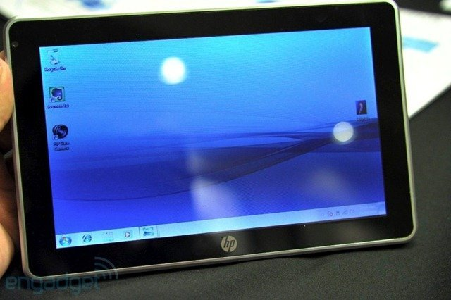 HP Slate 500 Windows 7