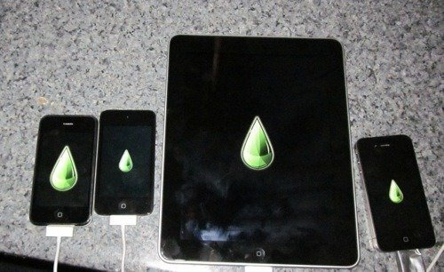 Jailbreak iPhone 3GS/iPhone 4 on iOS 4.1 using limera1n 9