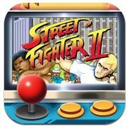 Street Fighter for iPhone and iPod Touch