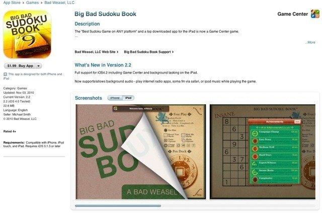 sudokubookgamecenter