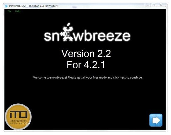 sn0wbreeze-2.2-The-xpwn-GUI-for-Windowswtmk