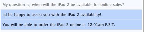 iPad 2 Launch Details: Verizon / AT&T Data Plans, Online Ordering & More