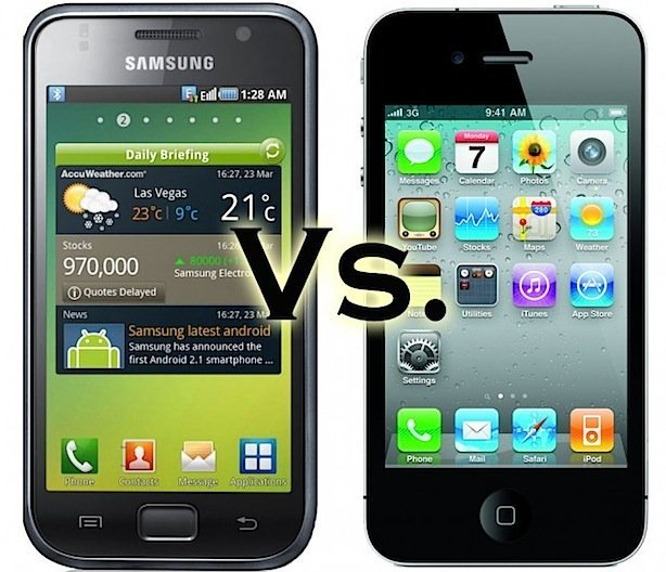 Samsung Galaxy Phones and Tablets Under Legal Fire From Apple!
