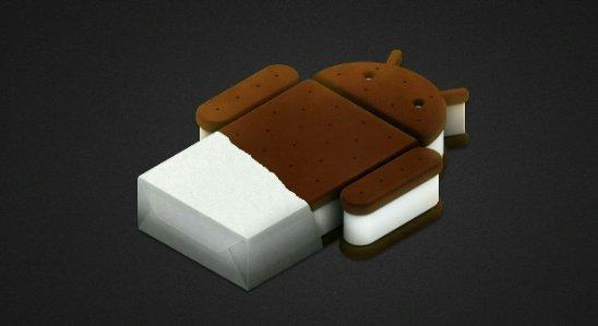 Android Ice Cream Sandwich logo