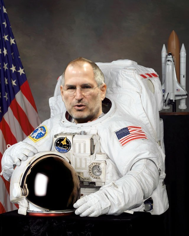 RUMOR: Steve Jobs wanted to be an Astronaut on the Challenger Mission!