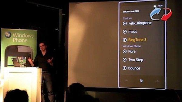 Windows Phone 7 Custom Ringtones, Video Uploads & More! [VIDEO]