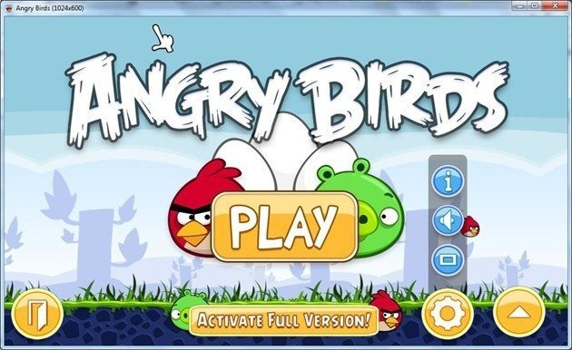 Angry Birds on Windows PC (2)