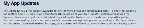 iOS 5 to feature Automatic Update Feature for Apps?