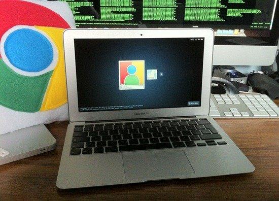 Chrome OS on Macbook Air