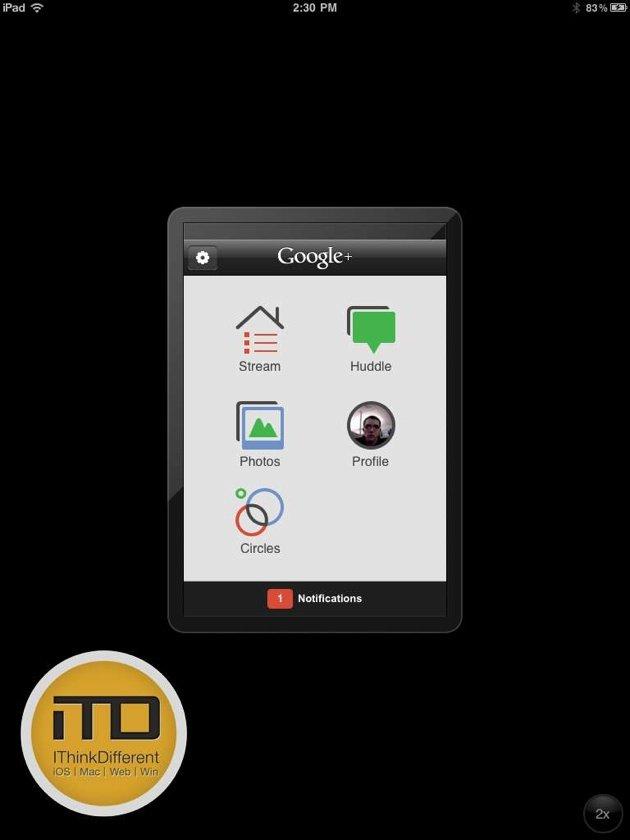 Google+iPadwtmk