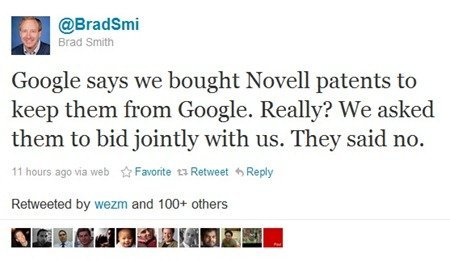 Brad Smith Reply To Google