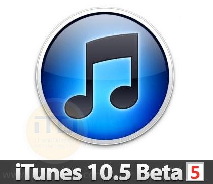 Download iTunes10 5 Beta5 iTD