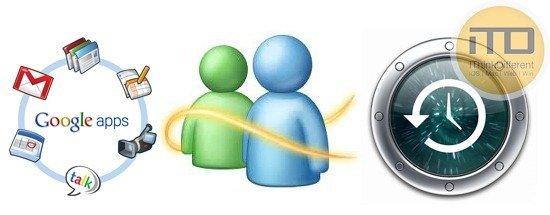 Google Sync vs Apple iCloud Sync vs Windows Live Sync